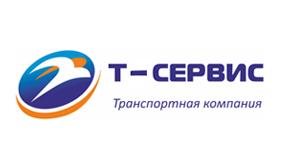 Корпоративный сайт транспортно-логистической компании «Т-Сервис»