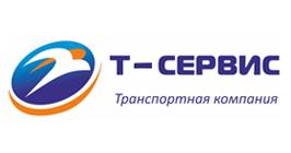 Корпоративный сайт транспортной компании «Т-Сервис»