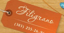 Интернет-магазин товаров для создания украшений «Филиграно»